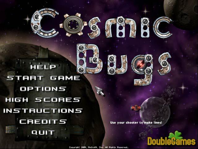 Descargar Cosmic Bugs [PC] [Portable] [1-Link] [.exe] Gratis [MEGA]