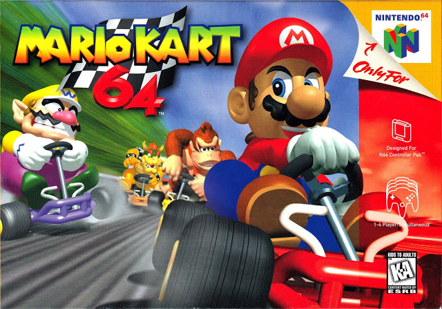 Descargar Mario Kart 64 [PC] [Portable] [1-Link] Gratis [MEGA]