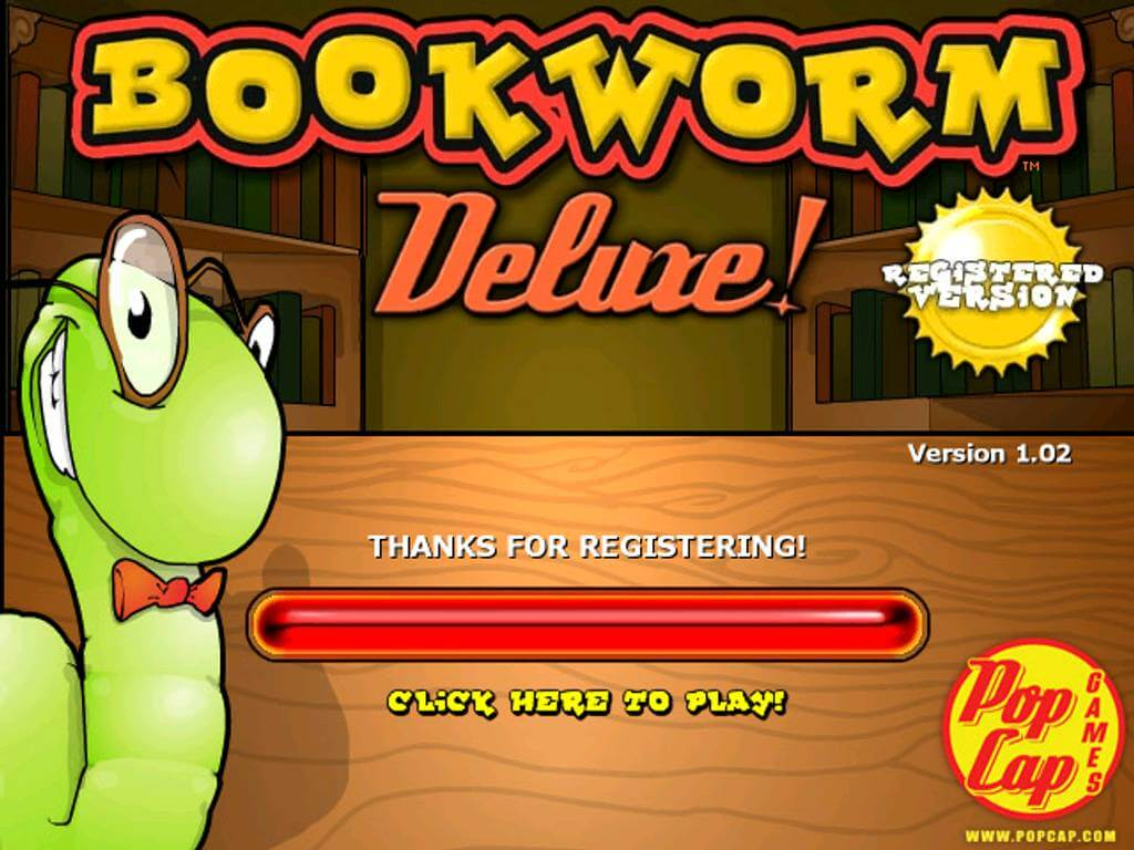 Descargar Bookworm Deluxe [PC] [Portable] [1-Link] [.exe] Gratis [MEGA]