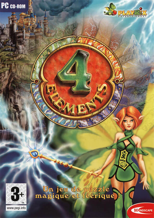 Descargar 4 Elements [PC] [Portable] [1-Link] [.exe] Gratis [MEGA]