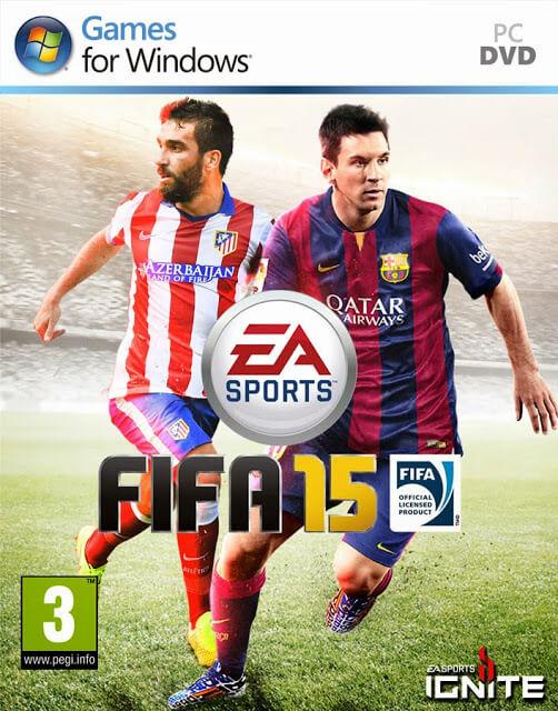 Descargar FIFA 15 [PC] [Full] [ISO] [3-Links] [Español] Gratis [MEGA]