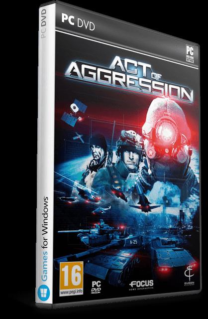 Descargar Act of Aggresion [PC] [Full] [ISO] [Español] Gratis [MEGA]