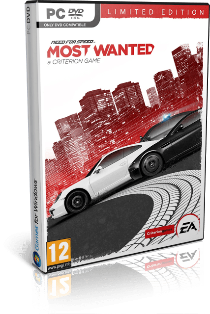 Descargar Need for Speed: Most Wanted 2012 [PC] [Full] [Español] [1-Link] [ISO] Gratis [MEGA]