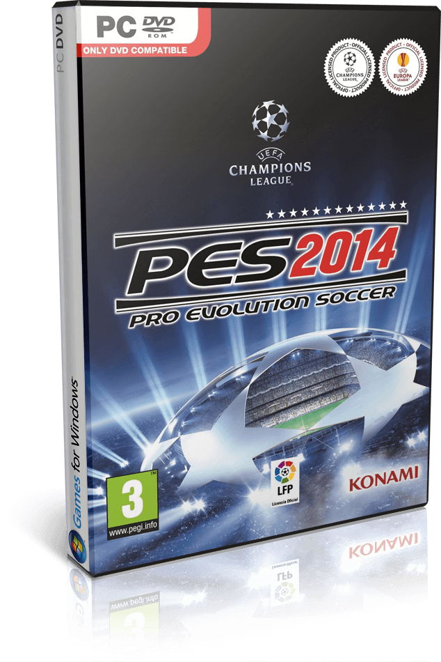 Descargar PES 2014 [PC] [Full] [2-Links] [Español] Gratis [MEGA]