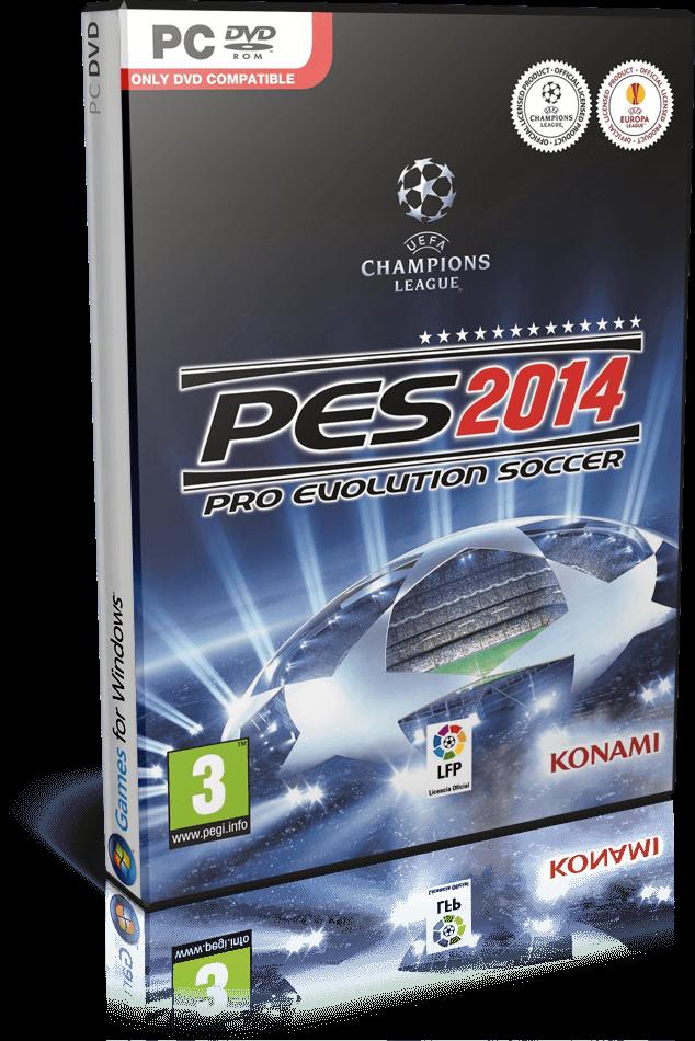 Descargar PES 2014 [PC] [Full] [ISO] [2-Links] [Español] Gratis [MEGA]