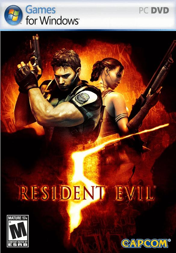 Descargar Resident Evil 5: Gold Edition [PC] [Full] [ISO] [Español] Gratis [MEGA]