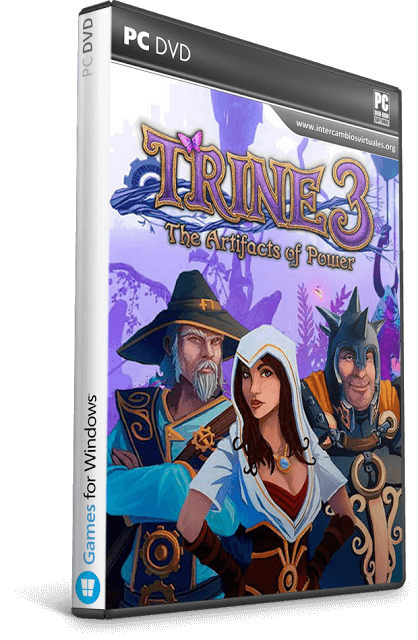 Descargar Trine 3: The Artifacts of Power [PC] [Full] [ISO] [Español] Gratis [MEGA]