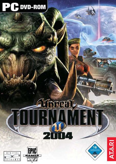 Descargar Unreal Tournament 2004 [PC] [Full] [1-Link] [Español] Gratis [MEGA-MediaFire]