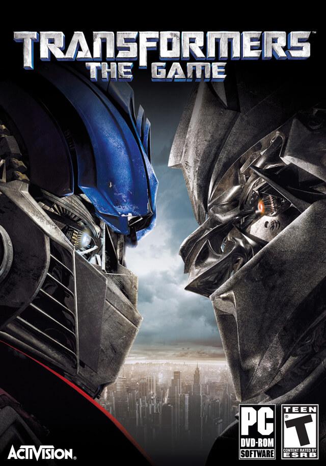 Descargar Transformers: The Game [PC] [Full] [1-Link] [Español] Gratis [MEGA]