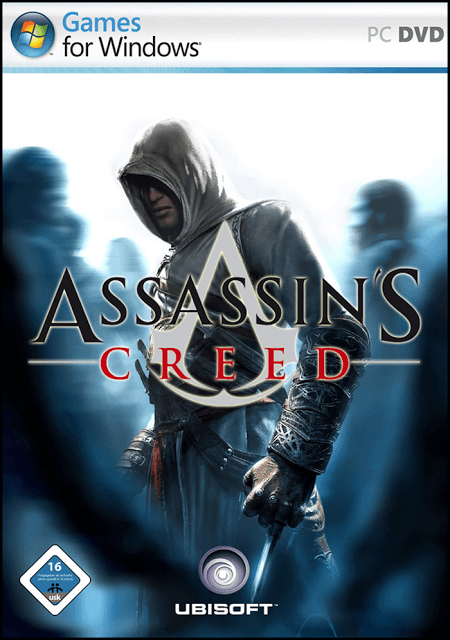 Descargar Assassin's Creed 1 [PC] [Full] [ISO] [1-Link] [Español] Gratis [MEGA]