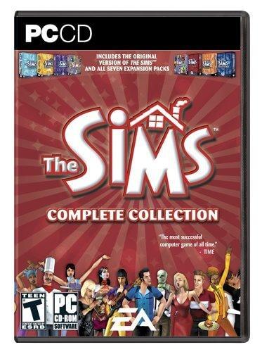[Mi Subida] Los Sims 8 en 1 [MF]