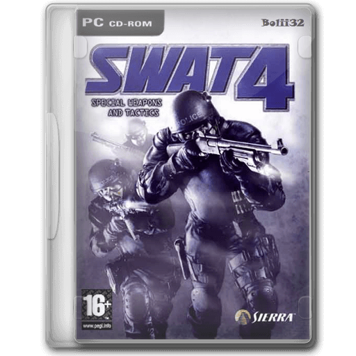 Descargar SWAT 4 + Expansion [PC] [Portable] [1-Link] [Español] [Full] Gratis [MEGA-MediaFire]