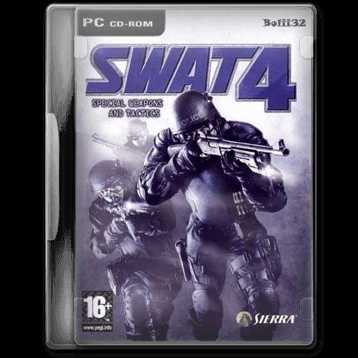 Descargar SWAT 4 + Expansion [PC] [Portable] [1-Link] [Español] [Full] Gratis [MEGA-MediaFire]