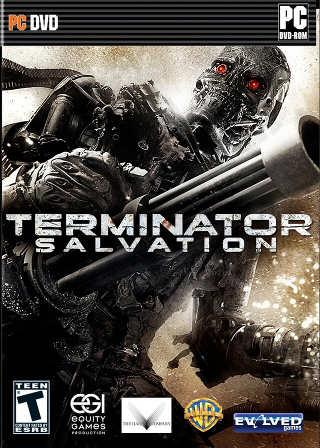 Descargar Terminator Salvation [PC] [Full] [ISO] [Español] [3-Links] Gratis [MEGA]