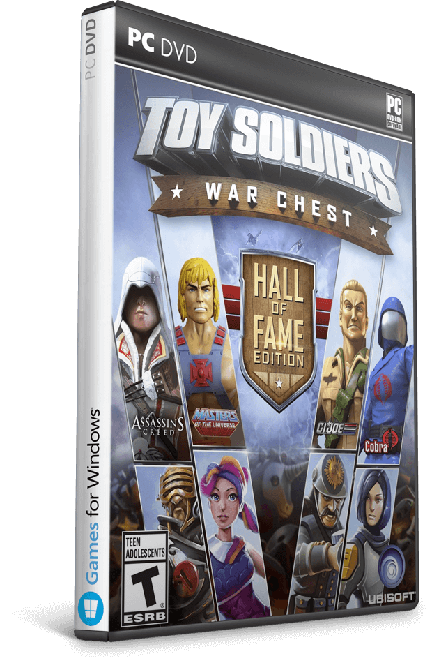 Descargar Toy Soldiers: War Chest [PC] [Full] [ISO] [Español] Gratis [MEGA]