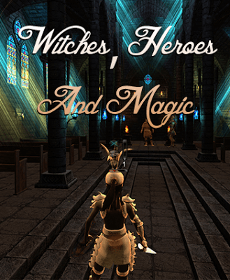 Descargar Witches, Heroes and Magic [PC] [Full] [ISO] [2-Links] Gratis [MEGA]