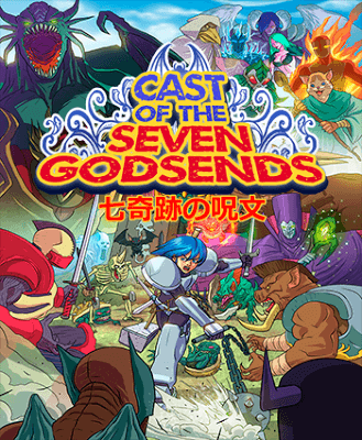 Descargar Cast of The Seven Godsends [PC] [Full] [ISO] [Español] [1-Link] Gratis [MEGA]