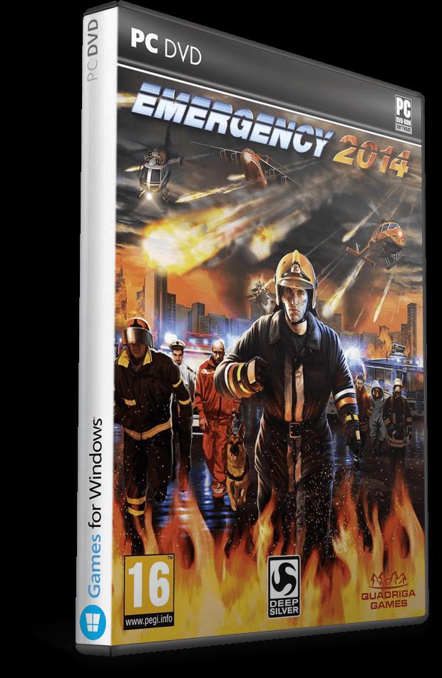 Descargar Emergency 2014 [PC] [Full] [ISO] [Español] Gratis [MEGA]