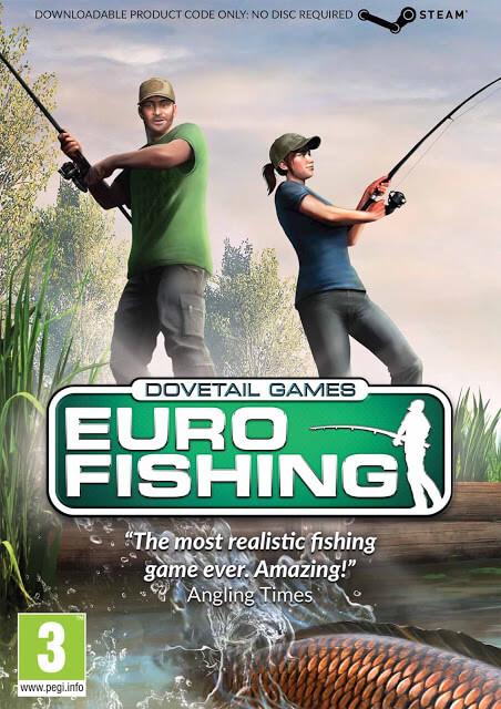 Descargar Euro Fishing [+Online] [PC] [Full] [ISO] Gratis [MEGA]