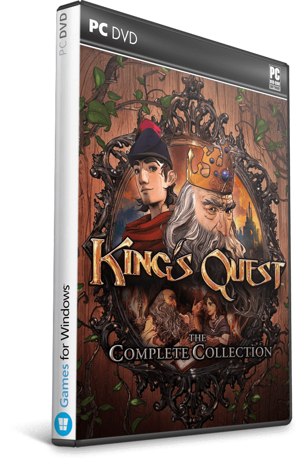 Descargar King's Quest: Complete Collection [PC] [Full] [ISO] Gratis [MEGA]