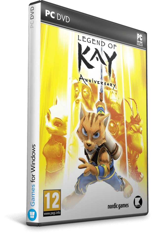 Descargar Legend of Kay: Anniversary [PC] [Full] [ISO] [Español] Gratis [MEGA]
