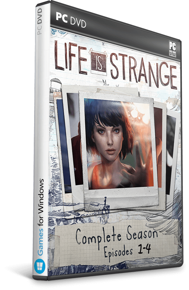 Descargar Life is Strange: Complete Season (Episodes 1-5) [PC] [Full] [ISO] [Español] Gratis [MEGA]