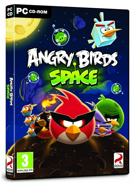 Descargar Angry Birds: Space [PC] [Full] [1-Link] [Español] [.exe] Gratis [MEGA-4Shared]