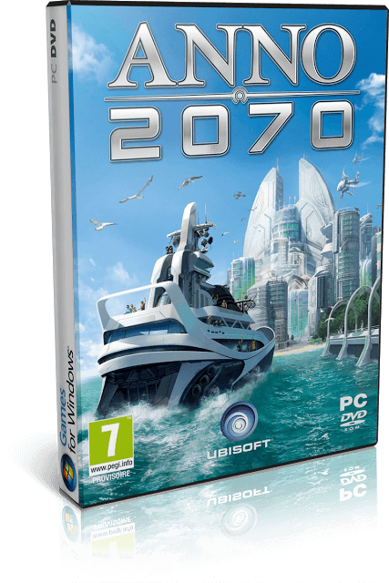 Descargar Anno 2070: Complete Edition [PC] [Full] [1-Link] [Español] [ISO] Gratis [4Shared]
