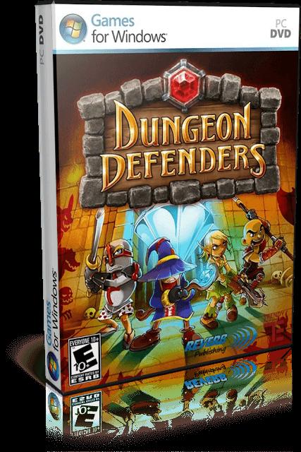 Descargar Dungeon Defenders [PC] [Full] [1-Link] [Español] [ISO] Gratis [MEGA]