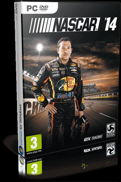 Descargar NASCAR '14 [PC] [Full] [1-Link] [Español] [ISO] Gratis [MEGA-4Shared]