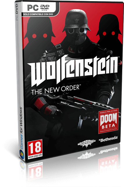 Descargar Wolfenstein: The New Order [PC] [Full] [Español] [ISO] Gratis [MEGA]