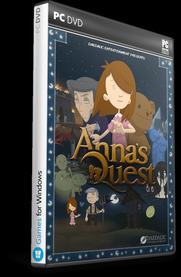 Descargar Anna's Quest + Extras + Bonus [PC] [Full] [Español] [1-Link] [ISO] Gratis [MEGA]