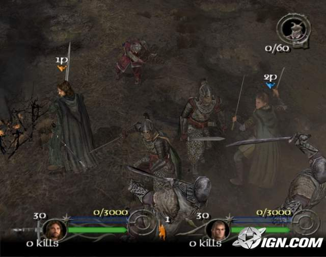 Lord Of The Rings Return Of The King Gamecube Iso