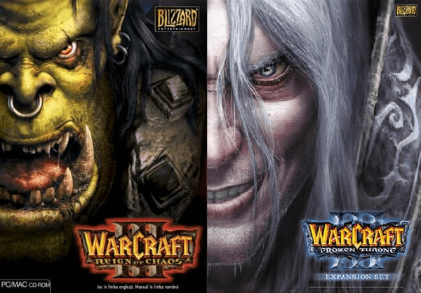 Descargar WarCraft 3 + Frozen Throne Expansion [PC] [Full] [1-Link] [Español] [Portable] Gratis [MEGA]