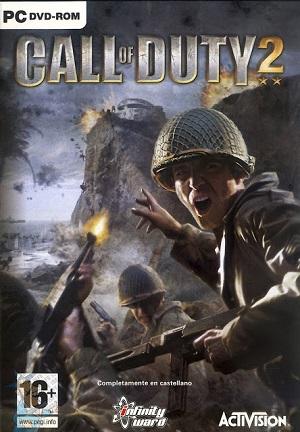 Descargar Call of Duty 2 [PC] [Full] [1-Link] [ISO] [Español] Gratis [MEGA-MediaFire]