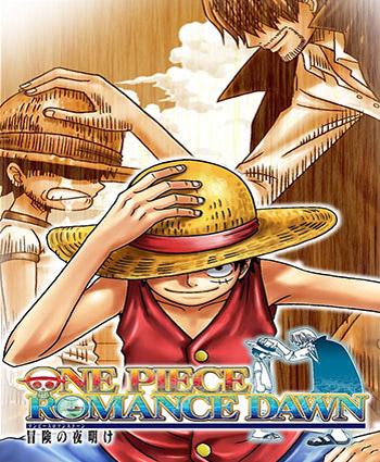Descargar One Piece: Romance Dawn [PC] [Full] [1-Link] [Español] [ISO] Gratis [MEGA]