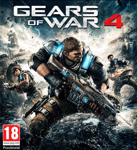 Descargar Gears of War 4 [PC] [Full] [Español] [ISO] Gratis [MEGA-Google Drive]