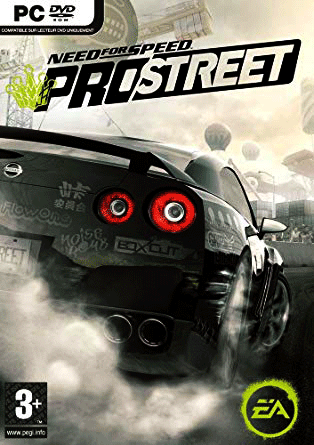 Descargar Need for Speed: Pro Street + DLC [PC] [Portable] [Español] Gratis [MEGA-MediaFire]