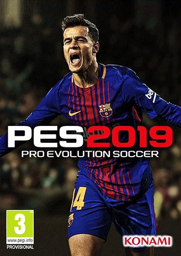 Descargar PES 2019 [PC] [Full] [Español] [ISO] Gratis [MEGA-MediaFire]