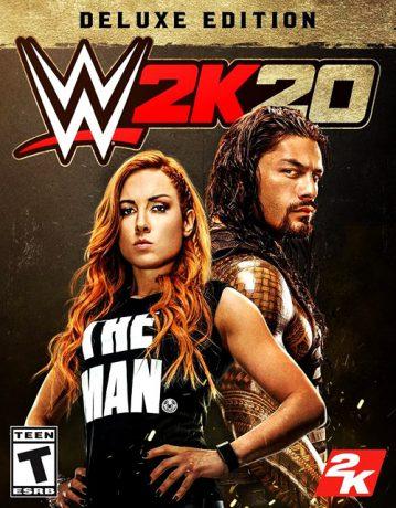 Descargar WWE 2K20: Deluxe Edition [PC] [Full] [Español] [+ DLCs] Gratis [MEGA-Google Drive]