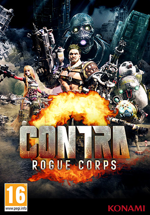 Descargar Contra: Rogue Corps [PC] [Full] [Español] Gratis [MEGA-Google Drive]