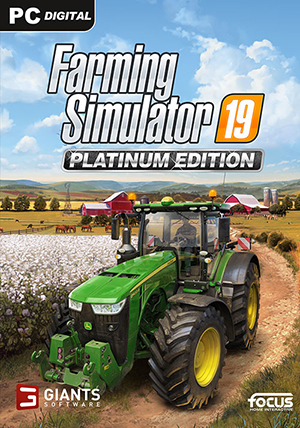 Descargar Farming Simulator 19: Platinum Edition [PC] [Full] [Español] [+ DLCs] Gratis [MEGA-Google Drive]