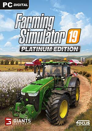 Descargar Farming Simulator 19: Platinum Edition [PC] [Full] [Español] [+ DLCs] Gratis [MEGA-Google Drive]
