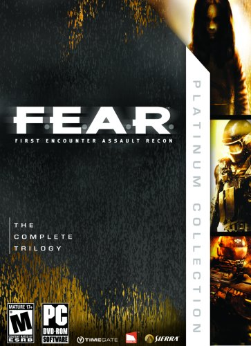 Descargar F.E.A.R. 1: Platinum Edition [PC] [Full] [Español] [+ Expansiones] Gratis [MEGA-MediaFire]