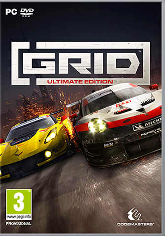 Descargar GRID 2019: Ultimate Edition [PC] [Full] [Español] [+ DLCs] Gratis [MEGA-Google Drive]