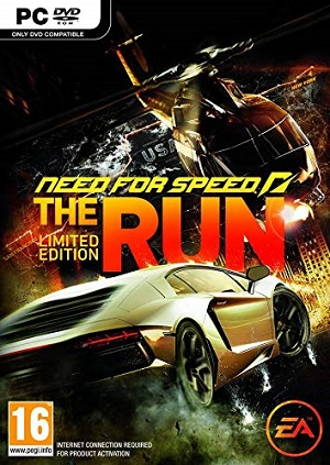 Descargar Need for Speed: The Run [PC] [Full] [Español] [+ DLC] [1-Link] Gratis [MEGA-MediaFire]