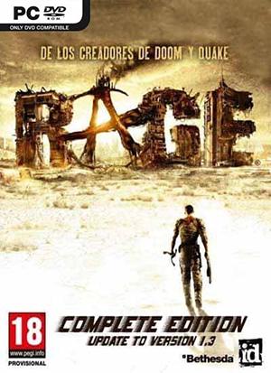 Descargar RAGE 1: Complete Edition [PC] [Full] [Español] [+ DLC] Gratis [MEGA-Google Drive]