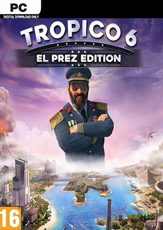 Descargar Tropico 6: El Prez Edition [PC] [Full] [Español] [+ DLCs] Gratis [MEGA-Google Drive]