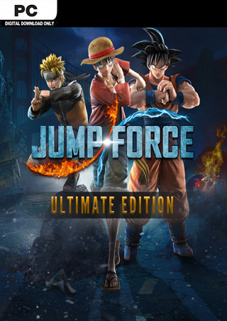 Descargar Jump Force: Ultimate Edition [PC] [Full] [Español] [+DLC] Gratis [MEGA-Google Drive]