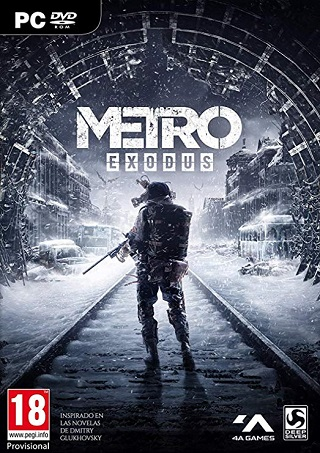 Descargar Metro Exodus: Gold Edition [PC] [Full] [Español] Gratis [MEGA-MediaFire]